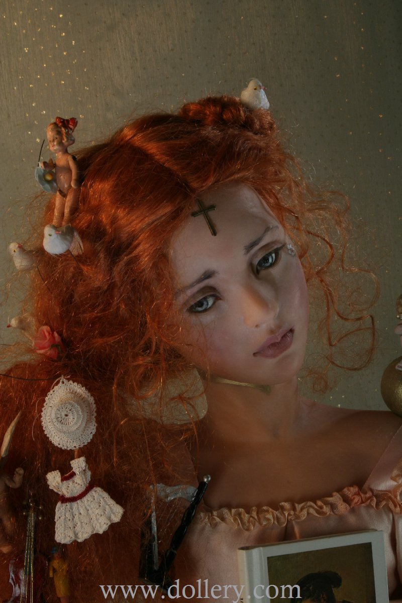 32nd Dollery Doll Show 2014