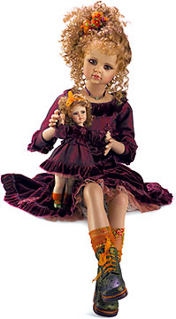 Jan Mclean Collectible Dolls