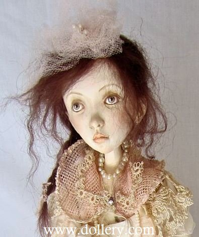 Secret Attic Doll By Gsr